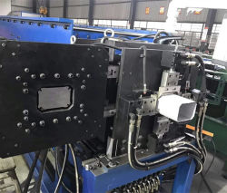 알루미늄 다운스파우트 롤 성형 기계 - 다운파이프 기계