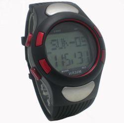 Unisexe Silicone Design de mode chronomètre