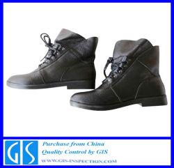 Dame Shoes Inspection/Fußbekleidung-Qualitätskontrolle-Dienstleistungen