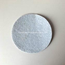 Papier de verre rondes /sable pour le bois de papier