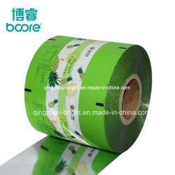 Las toallitas húmedas de rollo de película de embalaje para el bebé tejidos limpieza