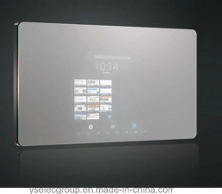 "Salle de bains mur Yashi 43"" Interactive Magic Mirror LCD tactile intelligent"