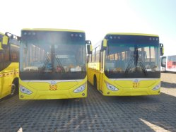 최고 School Bus 9m 44 Seats Competitive Price Rear Engine