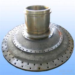 Metaal Gegoten Delen van de Machines van het Cement, Hoofd van de Molen van de Bal het Malende