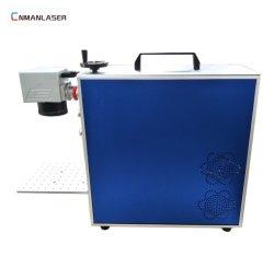 Entreprise Nom de la carte Mini de la plaque de marquage au laser Gravure 20W de la machine