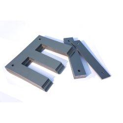 電気ケイ素の鋼鉄磁気コアの変圧器のラミネーションEi/Uiの単一フェーズ三相シート