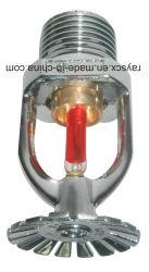 UL-aufgeführte Glasbirnen-Pendent/aufrechter/Seitenwand-Feuer-Sprenger