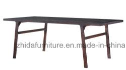Orientalisch-Antike Möbel, Schwarzer Esstisch