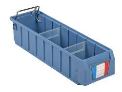 Plastikablagekästen und Behälter mit Kappe für Lager-Felder
