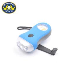 2018 neuer Generator-Emergency Taschenlampen-Fackel des Entwurfs-3 LED