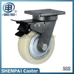 عجلة رش قابلة للتدوير ذات 6 بوصات ذات قفل دوار لماسح العجلات (MPD)