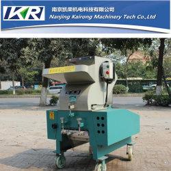 강한 Flake Type Crusher Tube Plastics 또는 Profiles/Packing Plastics Granulators