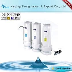 Prevenção de explosões em três fases purificador de água para uso doméstico