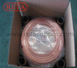 B280 de Zachte Buis van het Koper van de Rol van de Pannekoek van de Bui ASTM voor Koeling