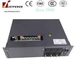53.5V DC 배터리 충전기 스위칭 전원 시스템 90A 통신 정류기 플랫 팩 3U 포함