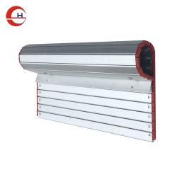 Roll-up automático cubierta de protección de tela de PVC de protección de la cortina con Canis