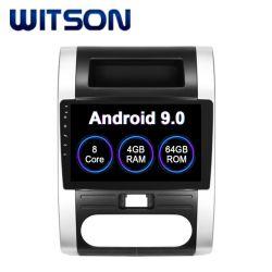 日産車のDVDプレイヤーの2008-2012年のXtrail 4GBのRAM 64GBのフラッシュ大きいスクリーンのためのWitsonのアンドロイド9.0車のマルチメディア