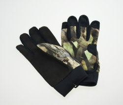BSCI camuflagem preta à prova de poliéster Piscina Militar Sport Aluguer de luvas