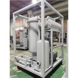 Vakuum und zentrifugaler Turbine-Öl-Reinigungsapparat/Marinebrennölfilter