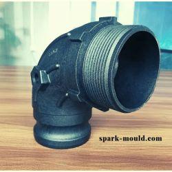 3-дюймовый 90 градусов пластиковый колено производства пресс-форм (опытных и разумные цены)