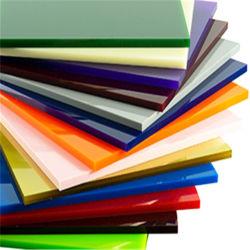 Weiß und anderes Plastikblatt der Farben-PMMA /Acrylic für Badewanne