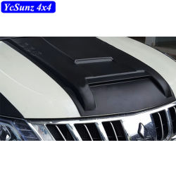 Navara Np300 комплекта кузова короб под решеткой капота