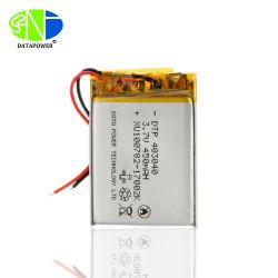 Dtp 3.7V Lipo李イオン電池403040の小型ファンのための450mAh充電電池