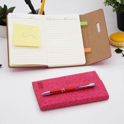 Eco Friendly Stationery Set Mémo Sticky Notes ensemble boîte