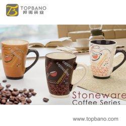 Don Tasse en céramique couleur personnalisée 11oz tasse à café avec le C-la poignée de la Chine