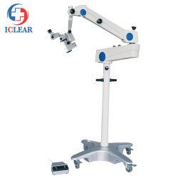 Funcionamiento de la Estomatología Microscopio oftálmico Neurocirugía Orl Otorrinolaringología Cirugía Dental microscopio