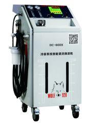 Le nettoyage du système de refroidissement du moteur de la machine Opeartion entièrement automatique DC-600X
