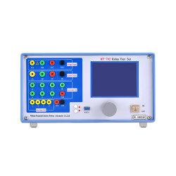 Ht-702 het Secundaire Huidige Testende Systeem In drie stadia van het Relais van de Injectie Scits