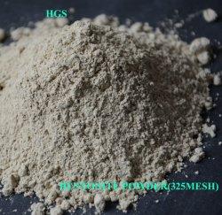 Haute qualité de l'industrie de la fonderie de boue de forage utilisées de la bentonite