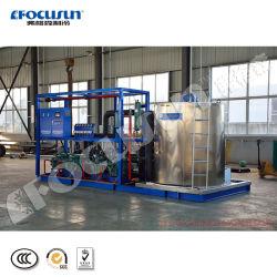 Focusun Flocken-Eis-Maschinen-vollautomatischer Entwurfs-gutes Eis
