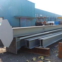 H-Kapitel Stahlträger und Spalten für Stahlgebäude