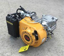 Горячие продажи бензина с бензиновым двигателем с воздушным охлаждением половина двигателя для использования генератора в Нигерии рынка