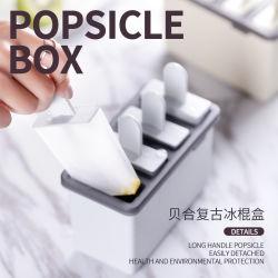 耐久のプラスチックアイスキャンデー型かハンドメイドのアイスクリームモデル
