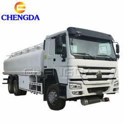 Sinotruk 45000litros de consumo de combustible del motor de descarga de camionero Filtro de aceite de camiones