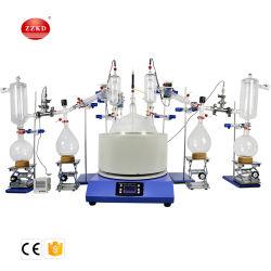 Экспериментальный Завод Rotovap 5L 10 л 20 л 50 л короткого пути этанол вакуумной дистилляции
