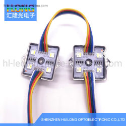 35*35мм DC24V 1.2W SMD 5050 Цветной RGBW модуля для светодиодного символов/многоцветный экран