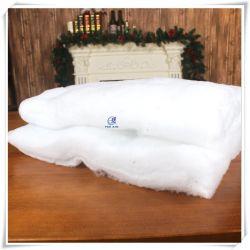 Starker weißes Weihnachtsschnee-Deckel Blanket-100X150cm