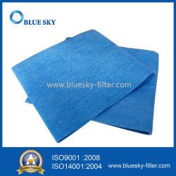 스탠리 25-1217용 재사용 가능 블루 직물 건식 집진 필터 백 1-5갤런 습식/건식 진공 청소기