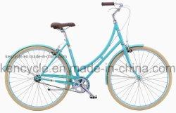 700c conforto de Velocidade Única Bike/ Peste aluguer/Cidade e Lady Bike
