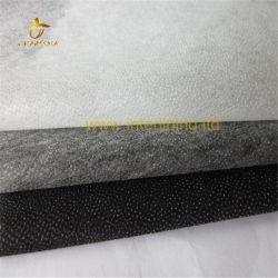 Fabrik-Zubehör-preiswertes anhaftendes fixierenkleidungs-Kleid-nichtgewebtes Zwischenzeilig schreiben
