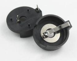 Célula de lítio personalizado ficha do suporte da bateria