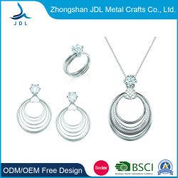 Модный дизайн металлические украшения дешевые цены ожерелье из нержавеющей стали (29)