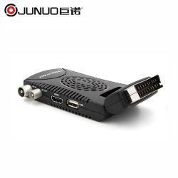 Set Top Box DVB-T Mini péritel du récepteur numérique terrestre DVB-T2