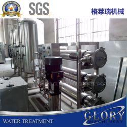 Filtração em instalações de tratamento de água