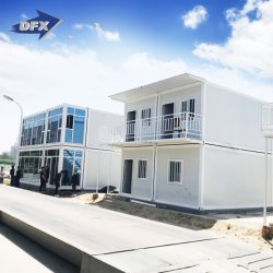 China portátiles modulares prefabricados rápido de instalar contenedores prefabricados Hotel Casa de Campo de trabajo