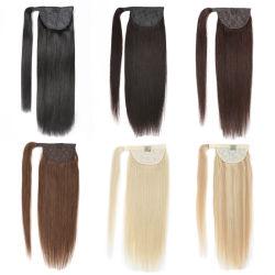 ご要望に合わせて、ヒトのヘアポニーテール( 100 % Remy Human hair ponytails )、バージンヘアホース( Virg テール